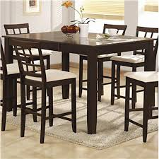 high kitchen table set for lovable tall dining room sets with top throughout idea 6