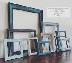 diy painted mirror frame. Design A Gallery Wall, How To Paint Picture Frames, Dry Brush Metallic Diy Painted Mirror Frame R