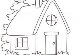 Disegni Da Colorare Estate Con Case Da Colorare Per Bambini E Libro