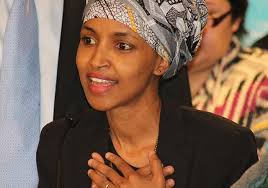 Image result for Rep. Ilhan Omar images