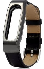 Купить <b>сменный ремешок</b> Xiaomi Leather Wristband для <b>Xiaomi Mi</b> ...