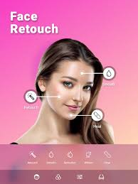 beauty editor plus face makeup on the app