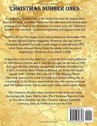 Christmas Number Ones Craig Halstead 9781516898398 Amazon