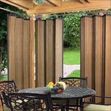 outdoor curtain rods for patio fresh outdoor patio curtains new outside curtains for patio elegant