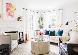 Modern glam in a fab Nashville cottage