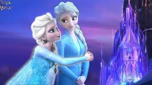 <b>Elsa</b> Frozen 2 meets <b>Elsa</b> Frozen 1 - YouTube