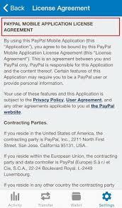 Mobile App License Agreement Template Mobile Application End User