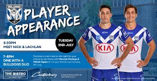 Get to know the brisbane heat bbl and wbbl player profiles. Canterbury Bankstown Bulldogs On Twitter Meet Nick Meaney Lachlan Lewis From 6 30pm Tomorrow Evening At Canterbury Lc Proudtobeabulldog