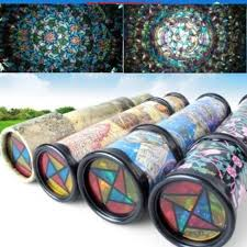 1pc 21cm rotation cute clic colorful kaleidoscope kids fancy early childhood toys for baby children gift intl lqjx4p16