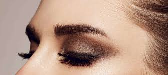 dramatic eye makeup glam and fab