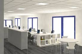 bright idea home office ideas. office u0026 workspaceworkspace cool home and break room work space minimalist white design idea with blue windows frame a bright ideas p