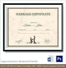 How To Make Fake Certificates Free Of Sample Business License Certificate Template Free Fake Marriage