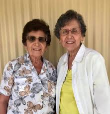Sisters Aurora Robles and Margie Robles... - Sutherland Springs Historical  Museum | Facebook