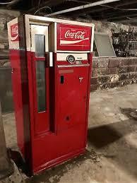 Coca Cola Bottle Vending Machine Magnificent ORIGINAL CAVALIER VENDING Machine 48oz Coca Cola Bottles 4848