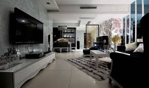 modern black white. contemporary black living roomfashionable modern black and white room decor idea  astonishing inside