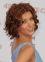kate walsh hairstyles short brown curly hairstyle for women over 50