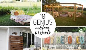 diy outdoor projects. Unique Projects To Diy Outdoor Projects