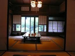 japanese style lighting. Warm Interior Design Of The Japanese Style Table For Lighting L