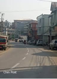 Breaking News: Zahan Hakha Khuathar Ah Bomb A Puak - Khuaruah Har News
