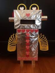 Boy Valentine Box Decorating Ideas Mommy Lessons 1000 Creative Valentine Box 100 Robot Version 100 85