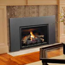 kingsman idv26 direct vent fireplace insert with millivolt control