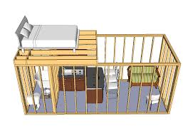 The collection of tiny home plans cottage home everyone paints their own  tiny backyard cottage house floor plans a micro or starter home plans a  simple and ...