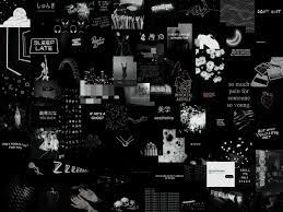 Black Tumblr Aesthetic Wallpapers ...