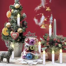 1020 3040 Er Weinachten Led Kerzen Lichterkette Kerzen Weihnachtskerzen Weihnachtsbaum Kerzen Mit Fernbedienung Kabellos Weiss 10er