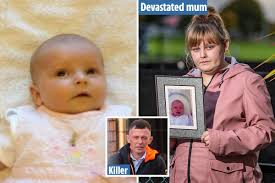 Killer dad who shook two-month-old baby to death finally faces justice  after lying for eight years