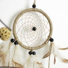 Dream Catcher Without Feathers Dreamcatcher with White and Brown Feathers 100 Circle My Feng 32