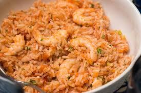 Resultado de imagem para arroz de camarao