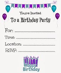 make free birthday invitations online printable invitations free online amazing invitation template