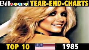 Billboard Hot 100 Year End Charts 1985 Top 10 Throwback Thursday Chartexpress