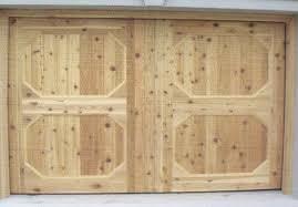 Residential Garage Door Installations Custom Wood Charlotte