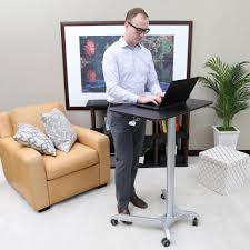 this review is from airlift espresso sit stand mobile pneumatic desk