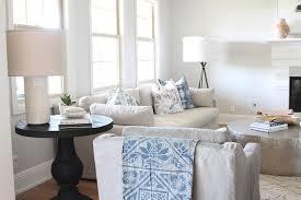 Modern Coastal Family Room - Becki Owens