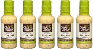 there is a a fun olive garden you can print out right now to save on salad dressing take it to or kroger to pay as low as 1 98 for a