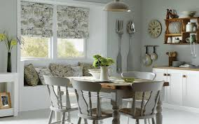 Kitchen Shades Kitchen Blinds Unlined Roman Blind Image Kitchen Blinds From