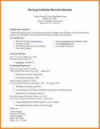 New Grad Nurse Resume Teller Resume Sample