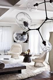 modern branch chandeliers photo by manolo yllera via ad espana