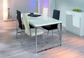 Sedia moderna bianca o nera mobile ufficio cucina sala design