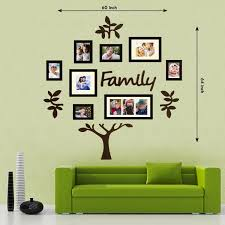 photo collage frames for wall family tree photo frames for wall