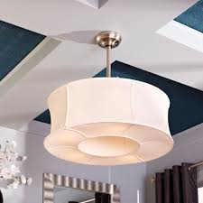 shade style ceiling fan