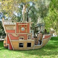 red beard s revenge pirate ship playhouse posh tots furniture detail image