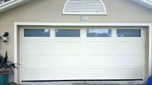 glass garage doors cost large image for door aluminum insulated