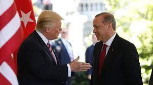 News: Klare Differenzen zwischen Trump und Erdogan - Treffen im Weißen Haus