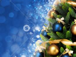 Decorating Christmas Tree With Balls Magically Decorated Christmas Tree With Balls RoyaltyFree Stock 93
