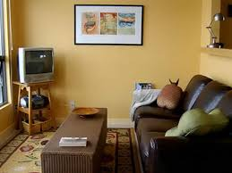 Yellow Living Room Paint Modern Living Room Interior Decorating Ideas With Yellow Color