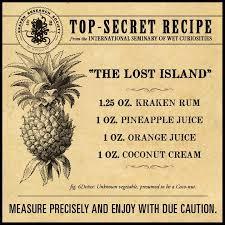 Sure the rum itself is good; 27 Kraken Recipes Ideas Kraken Rum Rum Recipes Rum Drinks
