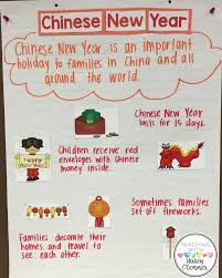Chinese New Year Chart Holidays Around The World Printables And Worksheets